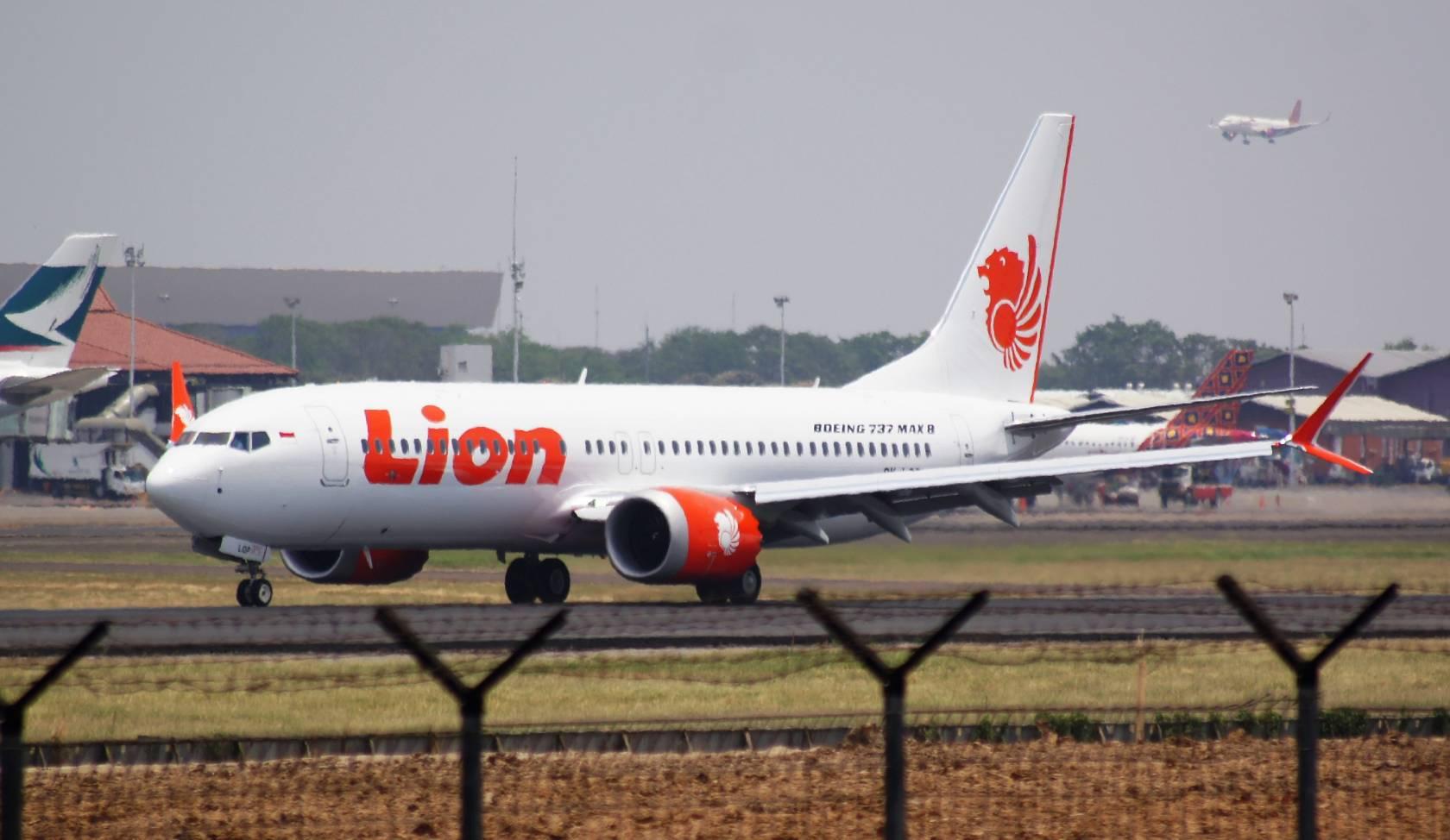 Lion Air Diduga Lalai Jaga Data Pelanggan
